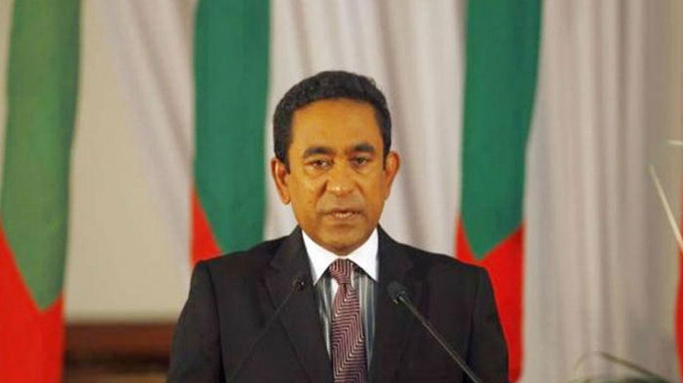 मालदीव ने संयुक्त राष्ट्र के मध्यस्थता के प्रस्ताव को नकारा, आपातकाल और 30 दिनों के लिए बढ़ा