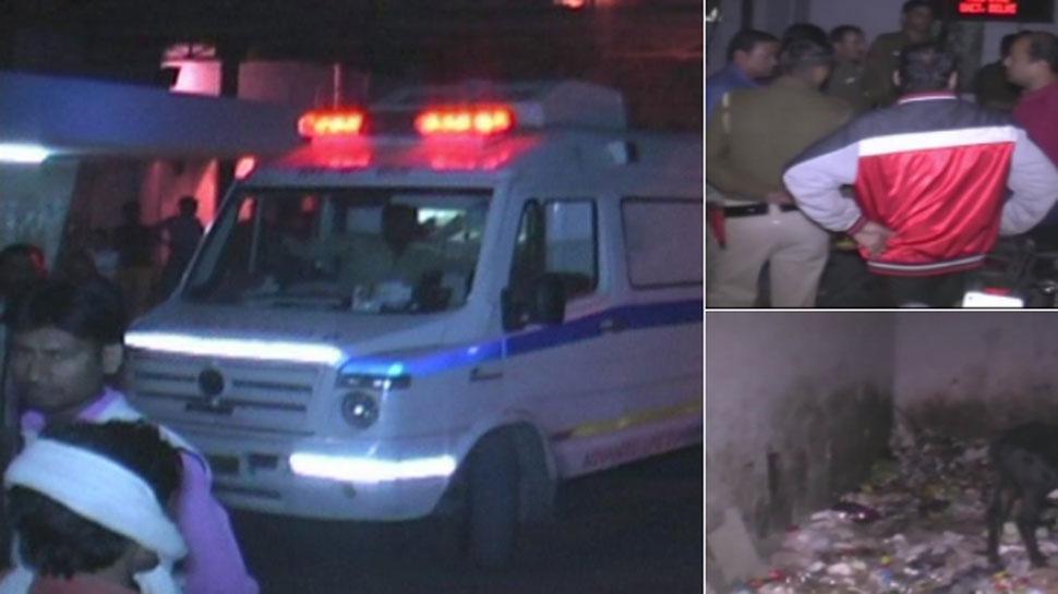 दिल्लीः बेरहम मां ने 25 दिन की बच्ची को कूड़ेदान में फेंका, हुई मौत