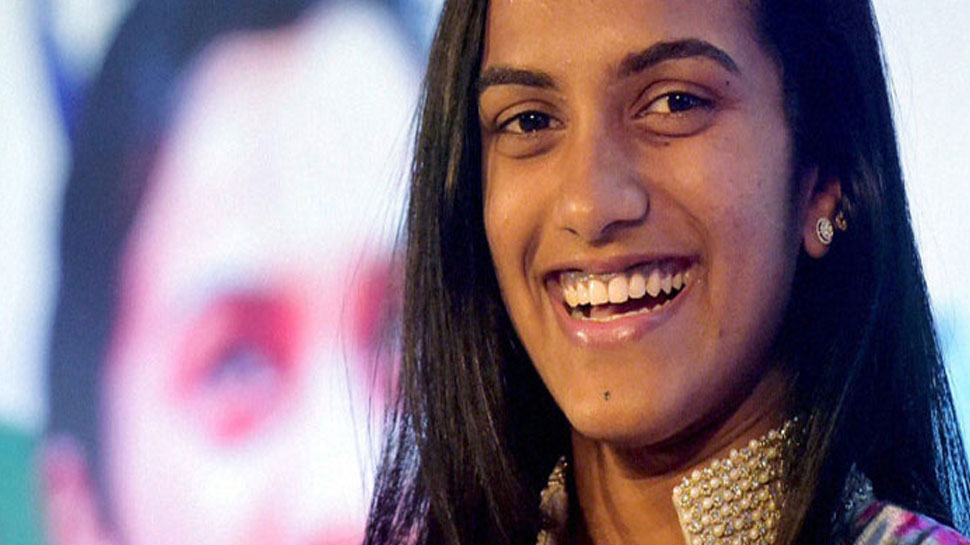 PV Sindhu gave message for women