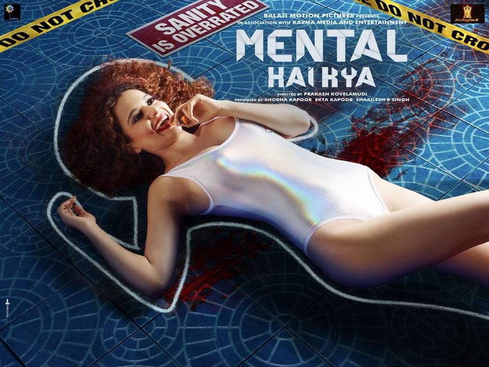Mental Hai Kya, Kangna Ranaut, Rajkumar Rao