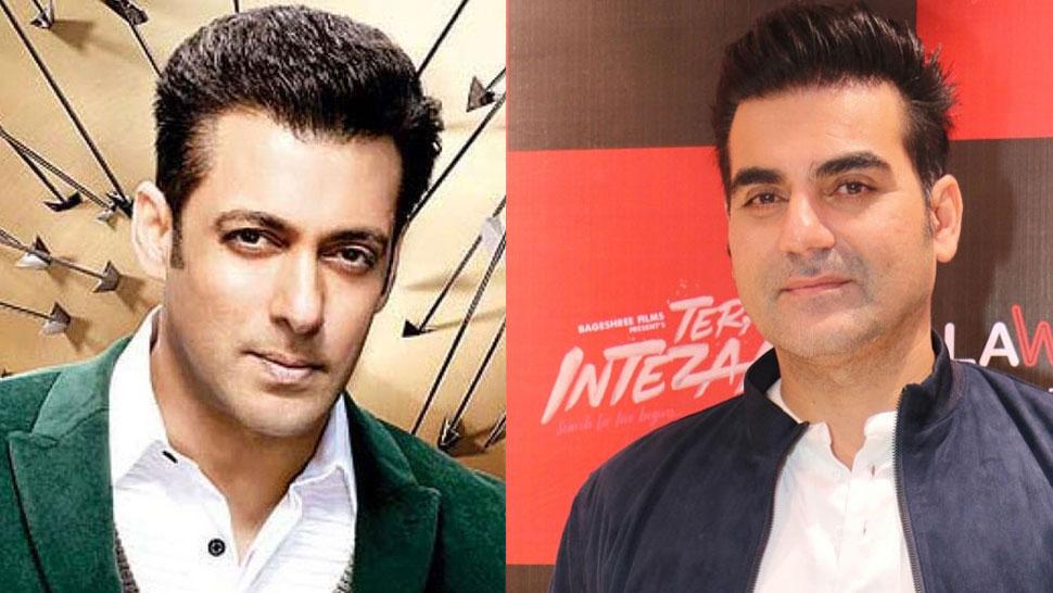 'रेस 3' और 'दस का दम' के बाद अपनी भाई की इस फिल्म में 'दबंगगिरी' दिखाएंगे सलमान खान