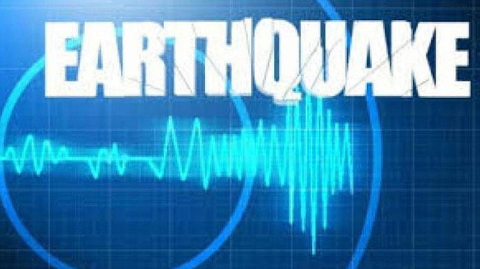जम्मू-कश्मीर में महसूस किए गए भूकंप के झटके, रिक्टर पैमाने पर तीव्रता 4.5