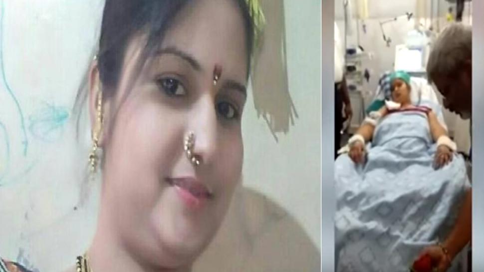 पुणे: ICU में डॉक्टर ने ट्यूमर की मरीज का तांत्रिक से करवाया इलाज, मौत