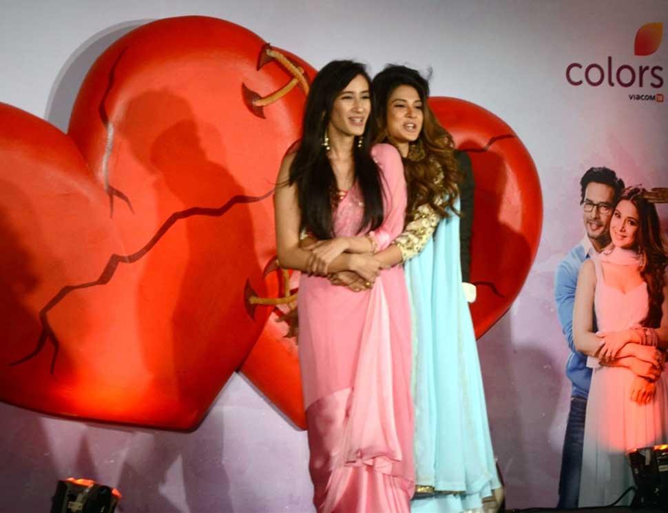 Jennifer Winget and Namita Dubey Will soon be seen in TV serial 'Bepanaah'