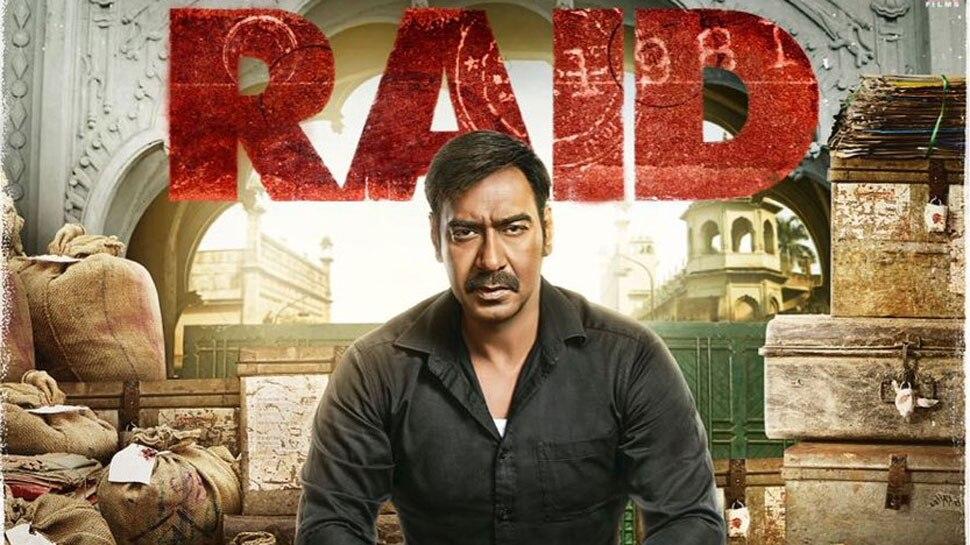 'पद्मावत' के बाद 'रेड' बनी साल की दूसरी बड़ी फिल्म, 3 दिन में इतने करोड़ कमाए