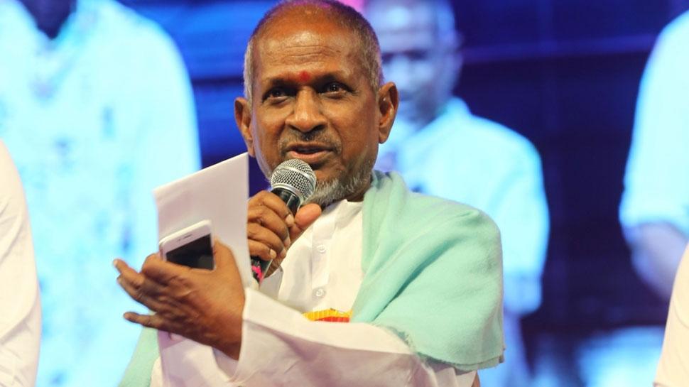 मशहूर संगीतकार इलैयाराजा पद्म विभूषण से सम्मानित, राष्ट्रपति ने दिया अवॉर्ड  | music composer ilayaraja honoured with Padma Vibhushan by President Kovind