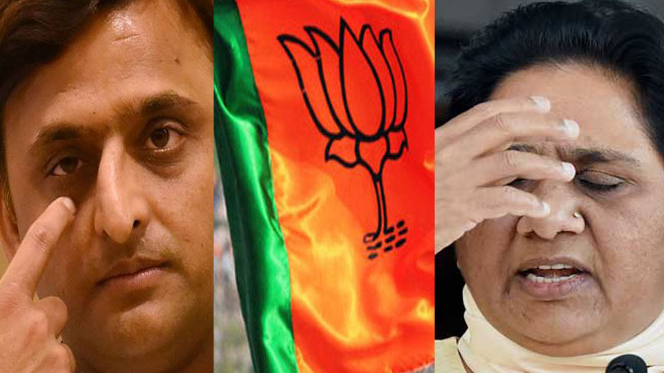 UP राज्यसभा चुनाव : BJP ने लिया उपचुनाव की हार का बदला, बुआ-भतीजे के गठबंधन को झटका