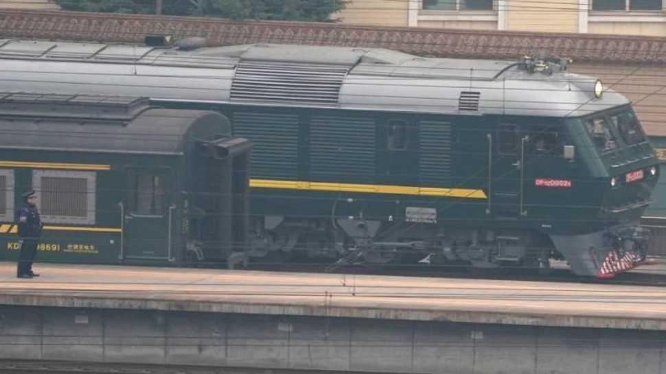 VIDEO: किम खानदान की रहस्यमयी ट्रेन, जिससे 3 पीढ़ियों ने किया सफर