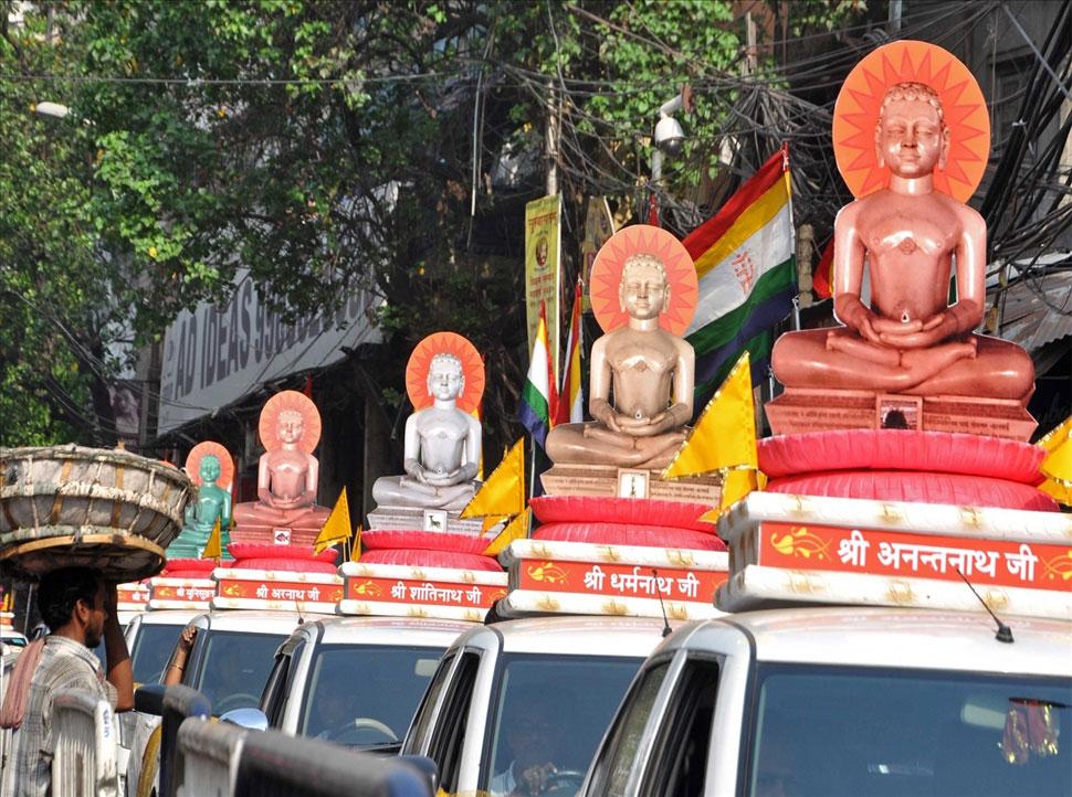 Mahavir Jayanti 2018 people celebrate the festival of Lord Mahavir