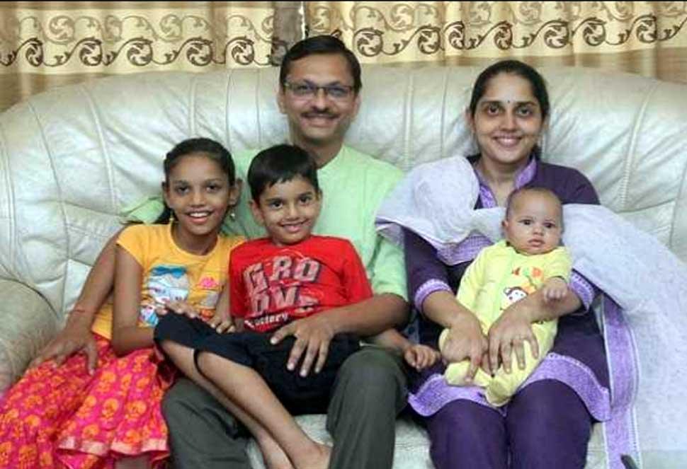 Meet Tarak Mehta Ka ulta Chashma's Popatlal Real Life Wife