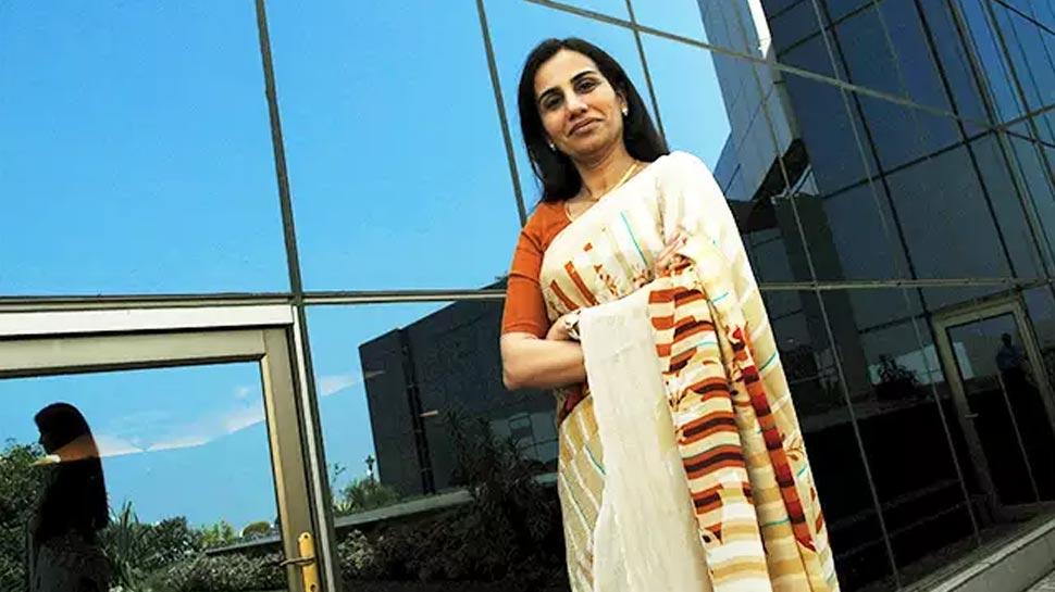 know ICICI Bank CEO Chanda kochhar per day salary