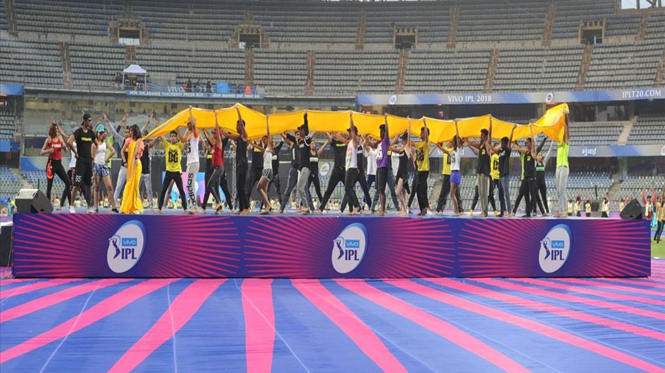 IPL 2018, IPL 2018 Opening ceremony,