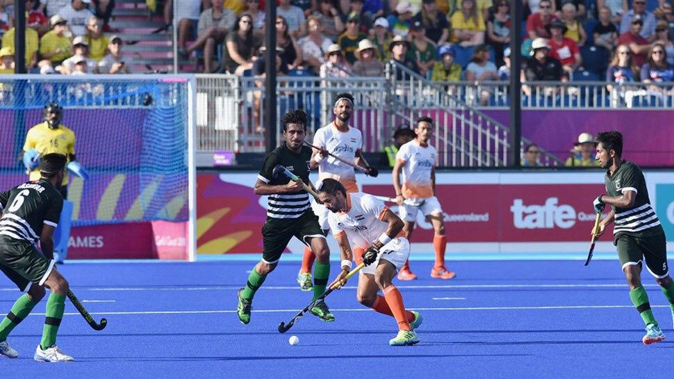 India vs Pakistan hockey match
