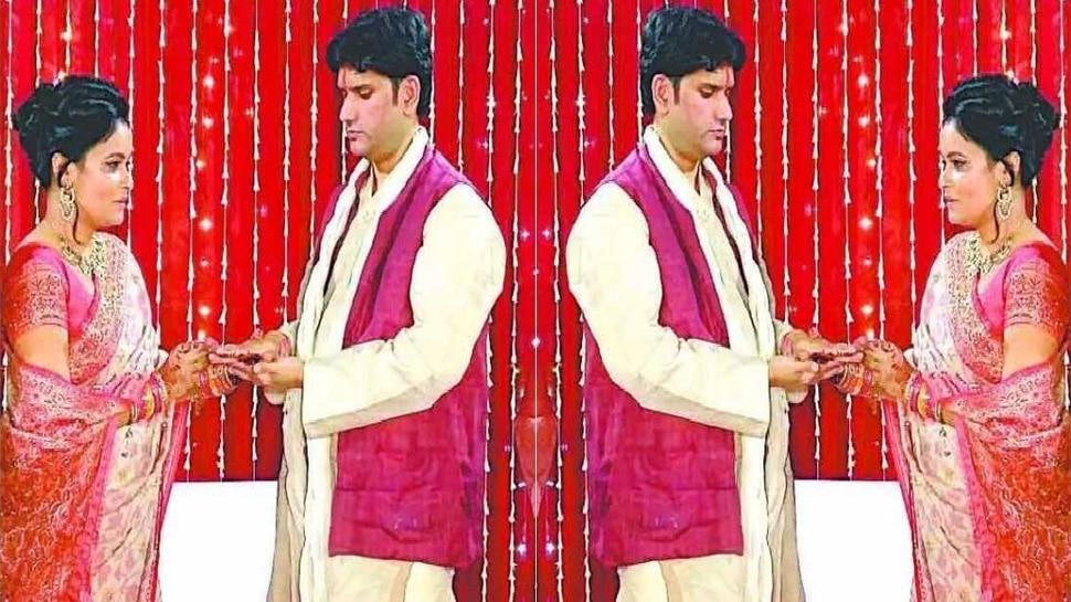 n d tiwari son rohit shekhar gets engaged