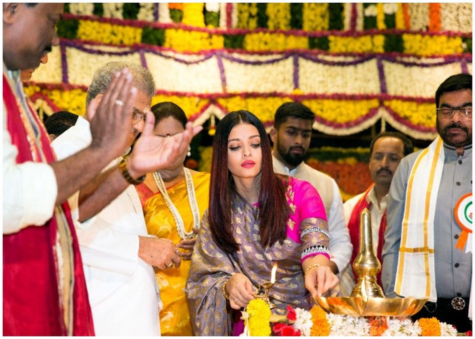 Aishwarya Rai, Woman Of Substance Title