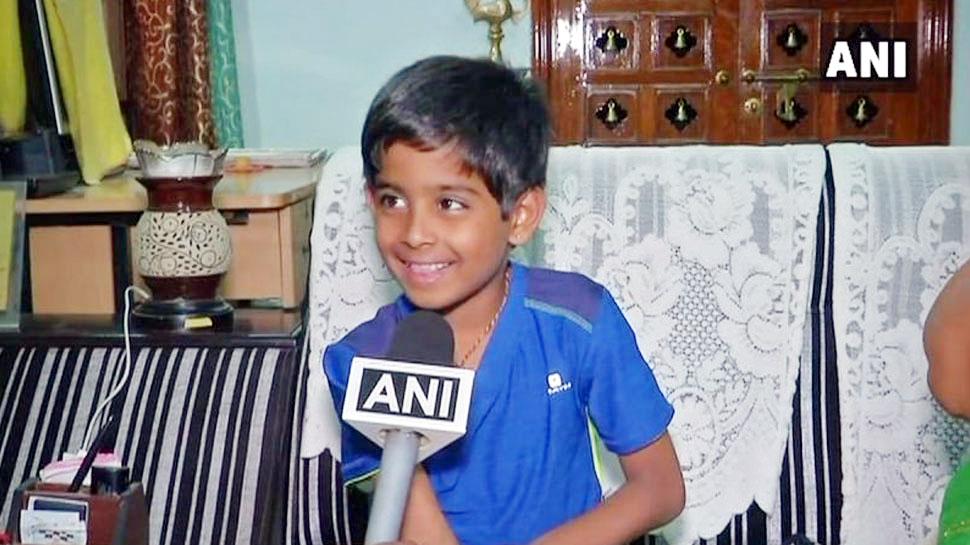 7 साल के भारतीय बच्चे ने रचा इतिहास, अफ्रीका की सबसे ऊंची चोटी पर फहराया तिरंगा
