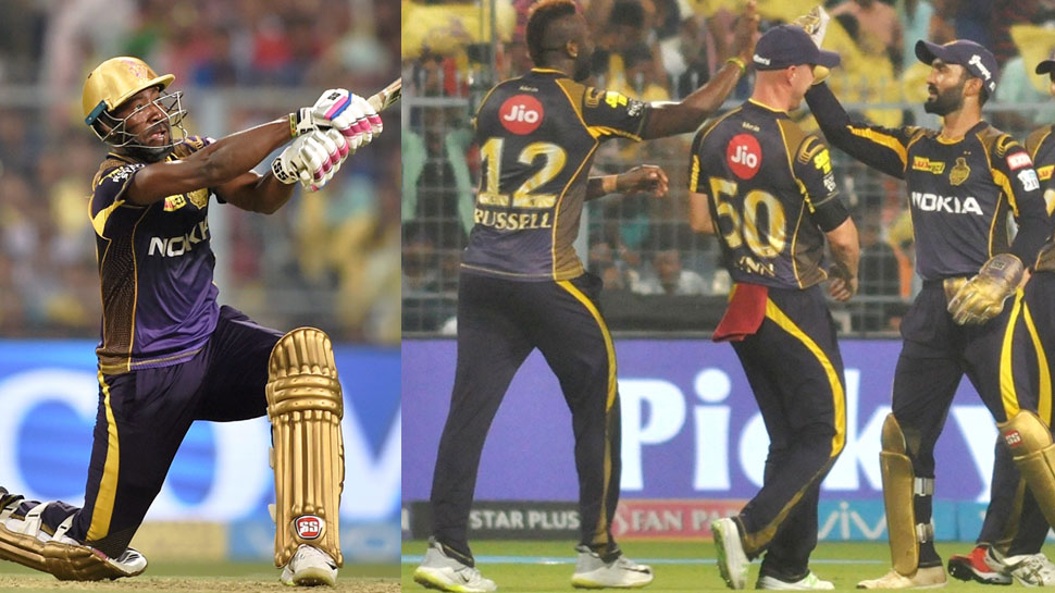 Andre Russell impressed all