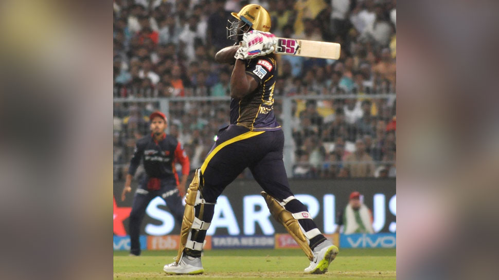 Andre Russell for orange Cap