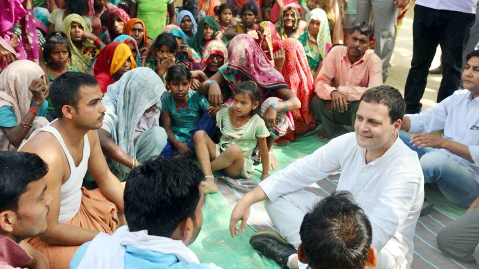 राहुल गांधी ने वाजपेयी की तुलना इंदिरा गांधी और पंडित नेहरू से की, जानें क्यों
