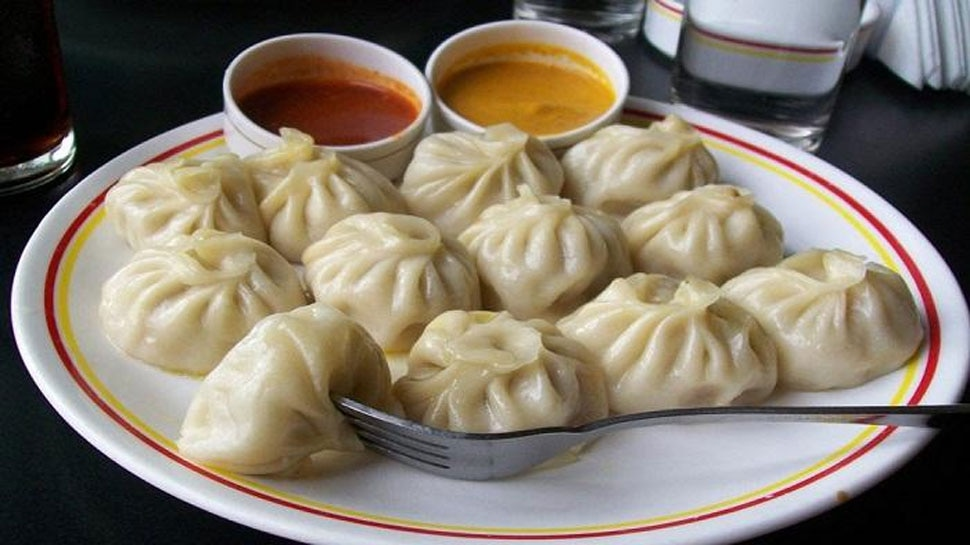 If you love street food, then make Tasty and Spicy Momos at home
