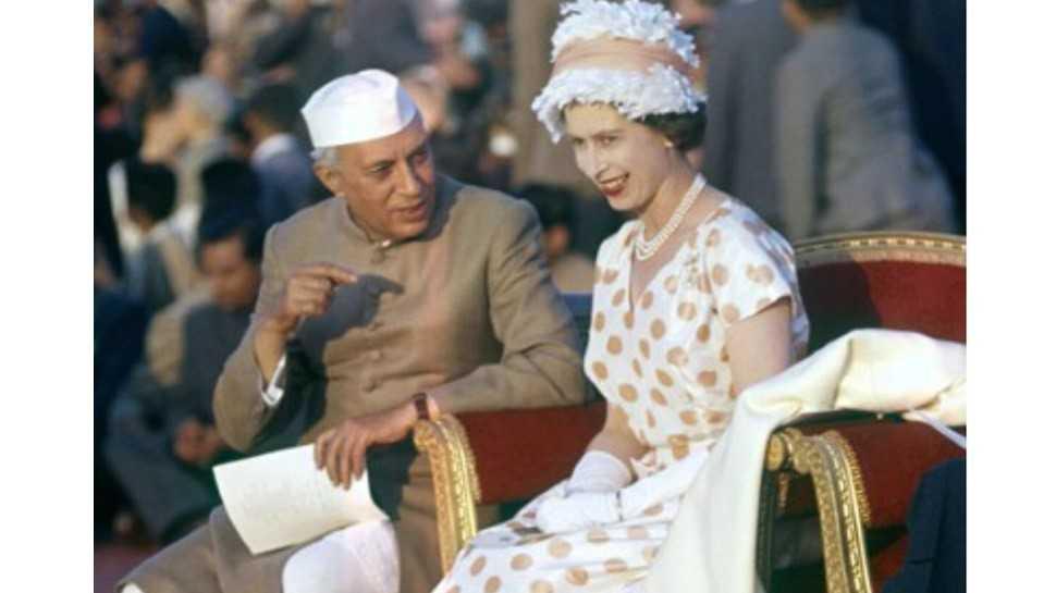 Elizabeth II became queen five years after India became independent