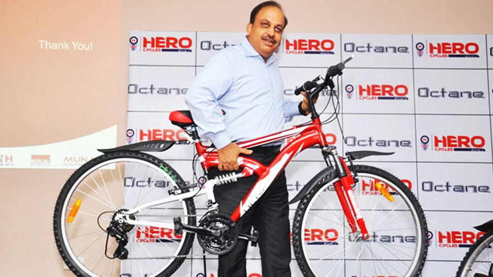 Hero to launch country's cheapest bicycle soon | Hero लॉन्च ...