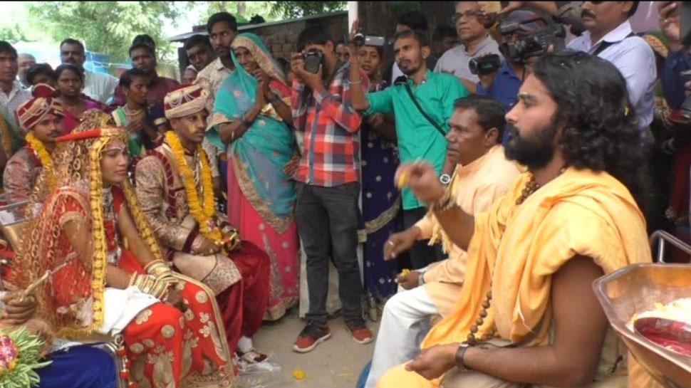 8 Girls including 7 dalit married in gujarat