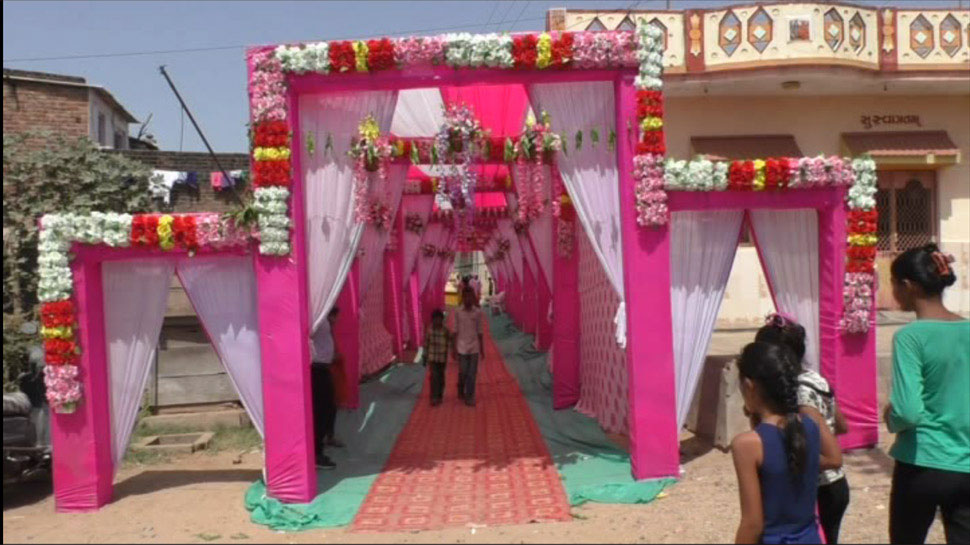 8 Girls including 7 dalit married in palanpur gujarat