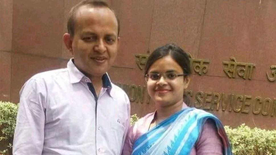 UPSC में सोनभद्र की साक्षी गर्ग ने मारी बाजी, पिता के सपने को किया साकार