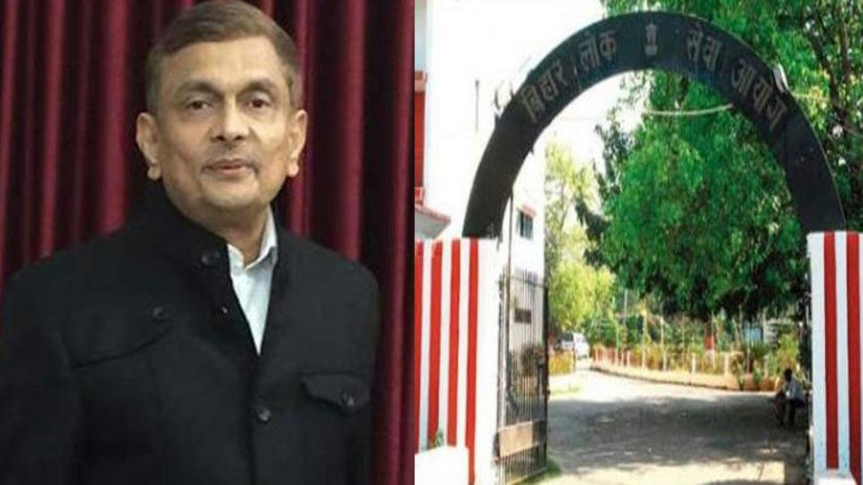 बीपीएससी के नये चेयरमैन बने शिशिर सिन्हा