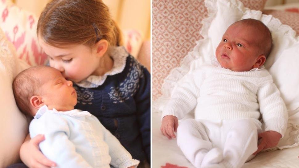 ब्रिटेन के शाही परिवार की दिल को छूने वाली तस्वीर, बहन के साथ प्रिंस लुईस का Cute अंदाज