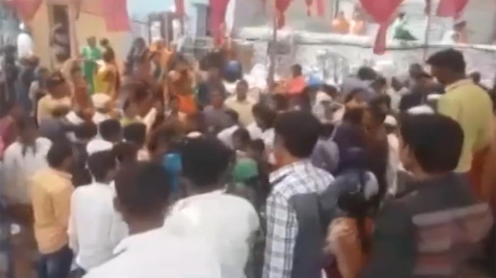 VIDEO: जूते चुराई की रस्म में भिड़े लड़के और लड़की वाले, दूल्हे की हुई धुनाई और टूट गई शादी