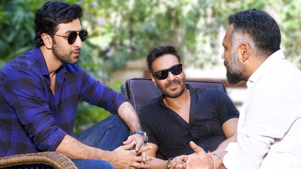 फिर बड़े पर्दे पर साथ आएंगे रणबीर कपूर और अजय देवगन, इस फिल्म में करेंगे काम