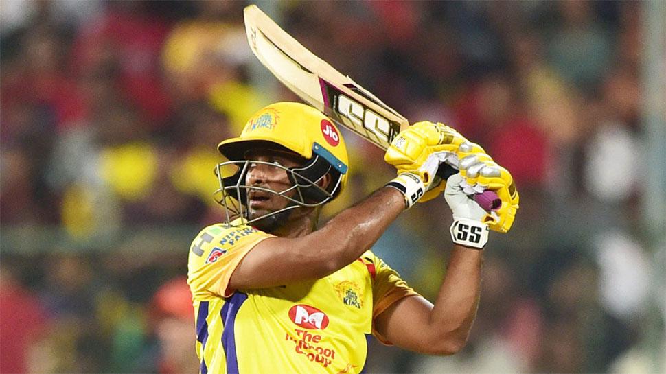 'IPL में शानदार प्रदर्शन से ही टीम इंडिया में जगह बना पाए हैं अंबाती रायडू'