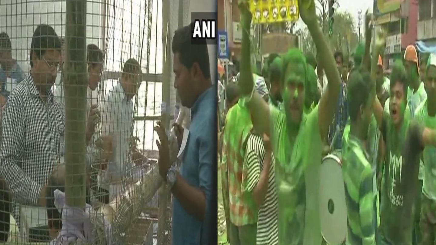 पश्चिम बंगाल पंचायत चुनाव नतीजे LIVE : TMC ने जीती 2,467 सीटें, 386 सीटों पर बीजेपी का कब्जा