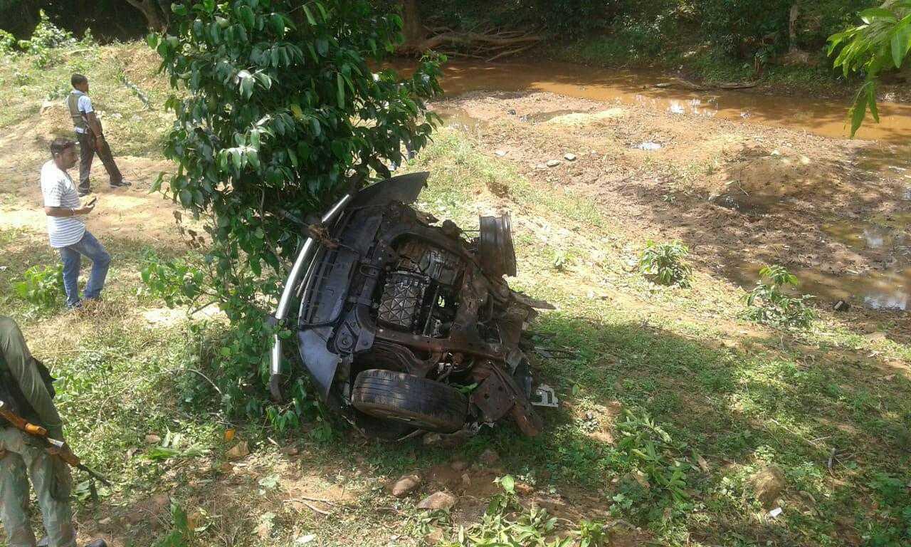 Dantewada 6 Jawan Killed and 1 injured In IED BLAST Chhattisgarh