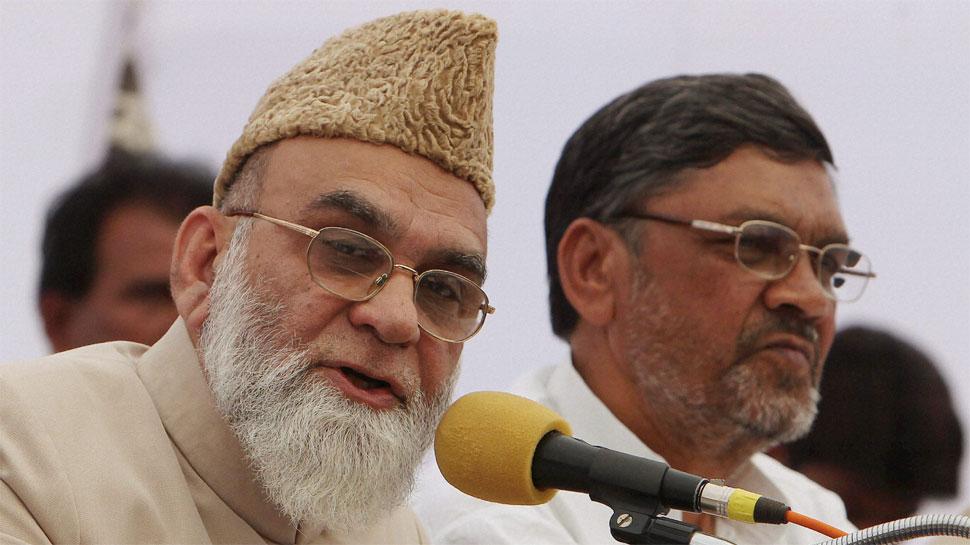 बुखारी ने दिल्ली हाईकोर्ट को बताया, 'शाहजहां ने दी थी शाही इमाम की पदवी'
