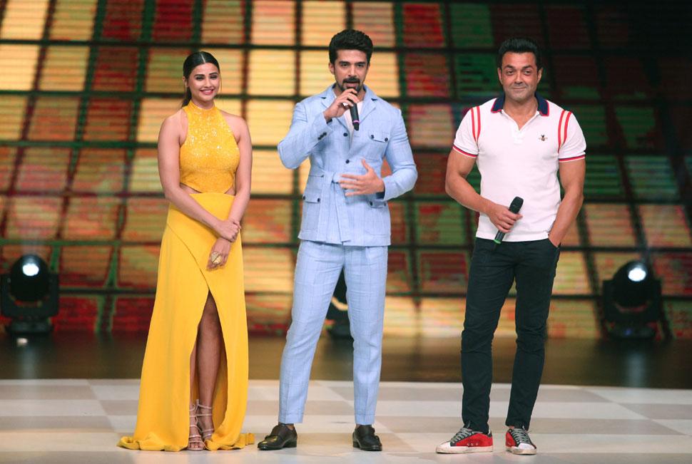 Salman Khan, Race 3, Promotion, TV Show Dance Diwane