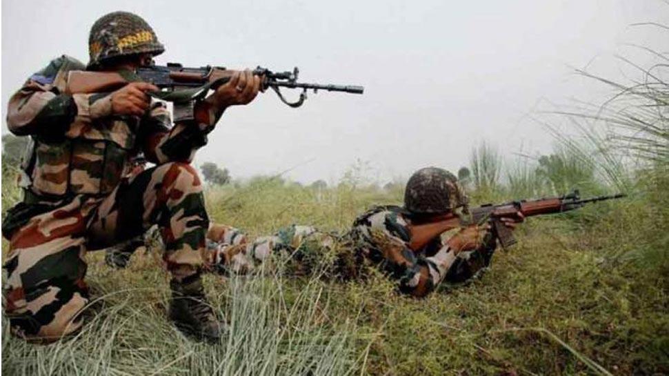 पाकिस्तान ने फिर की गोलाबारी, भारतीय की मौत पर बिफरे राजनाथ