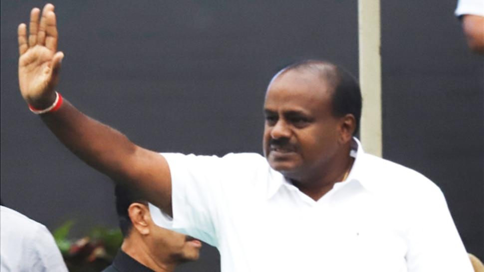 कुमारस्वामी का बहुमत परीक्षण आज, BJP ने विधानसभा अध्यक्ष पद के लिए उतारा उम्मीदवार