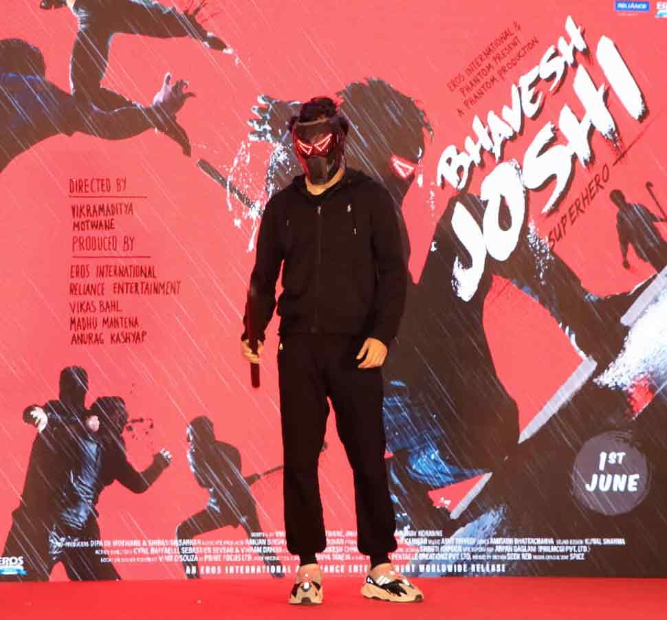 harshvardhan Kapoor, Bhavesh Joshi Superhero