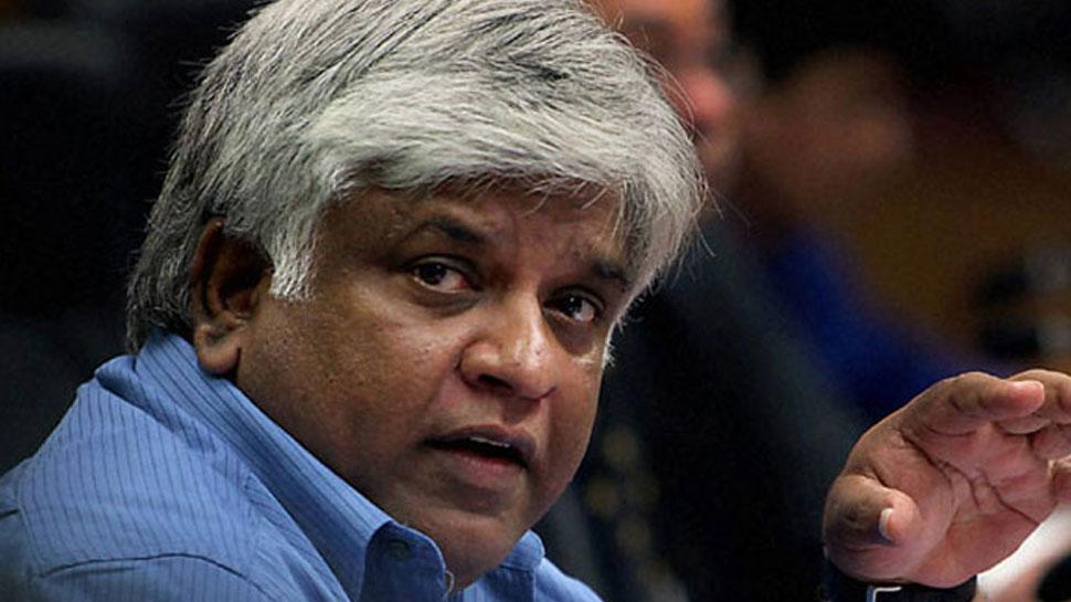 श्रीलंका क्रिकेट की बढ़ीं मुसीबतें, अब रणतुंगा बोले- ऊपर तक फैला है भ्रष्टाचार