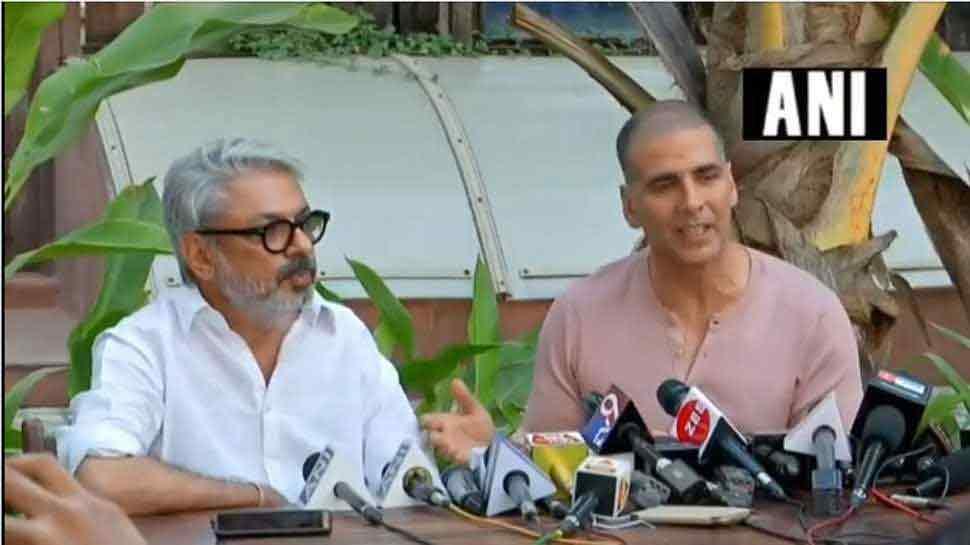 संजय लीला भंसाली ने पूरा किया अक्षय कुमार से किया वादा, 'राउडी राठौर 2' करेंगे प्रोड्यूस