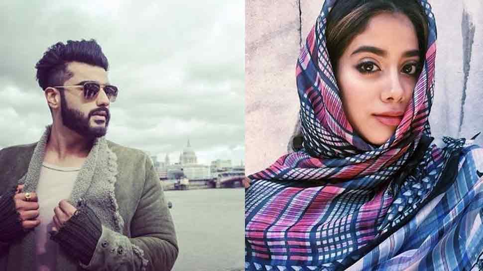 बहन जाह्नवी के कपड़ों की खबर पर फिर भड़के अर्जुन कपूर, मीडिया को लगाई लताड़