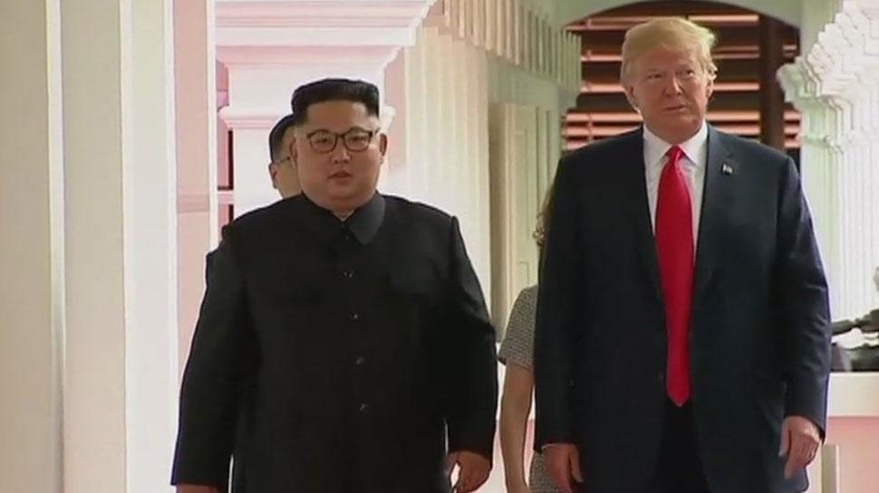 Donald Trump Kim Jong Un meeting