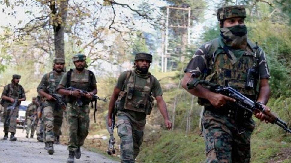 जम्मू-कश्मीर: बांदीपोरा में सेना ने 2 आतंकियों को मार गिराया, 1 जवान शहीद
