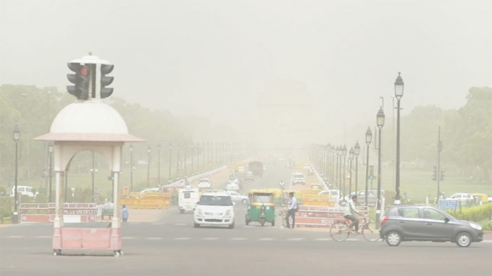 दिल्ली-NCR में 2 दिनों से धूल भरी आंधी क्यों चल रही है?