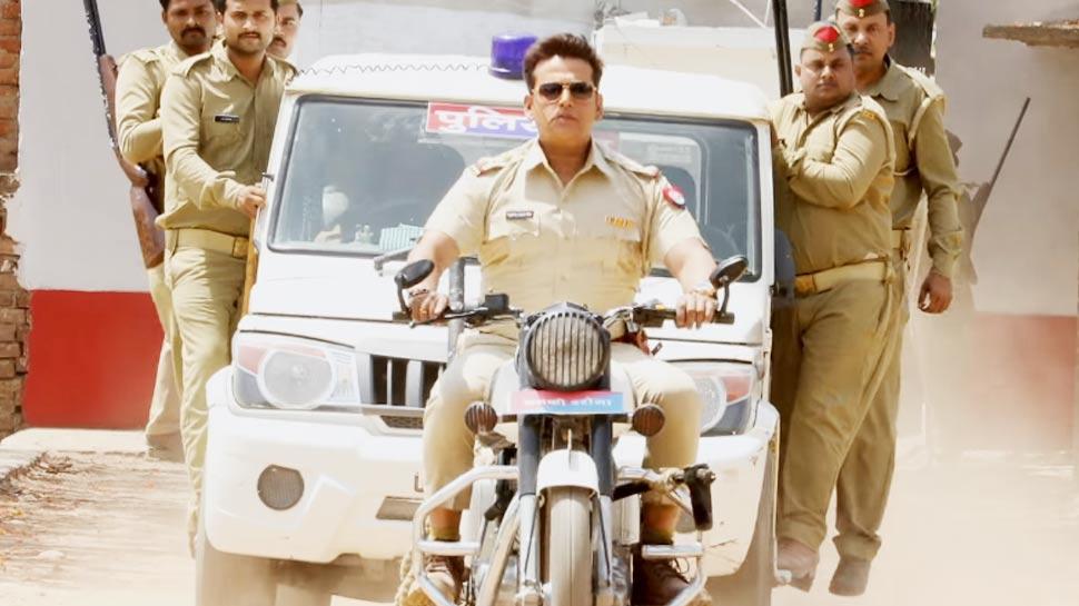 बलात्कारियों के लिए जल्लाद बनकर सामने आए रवि किशन, देखें 'सनकी दरोगा' का दमदार टीजर