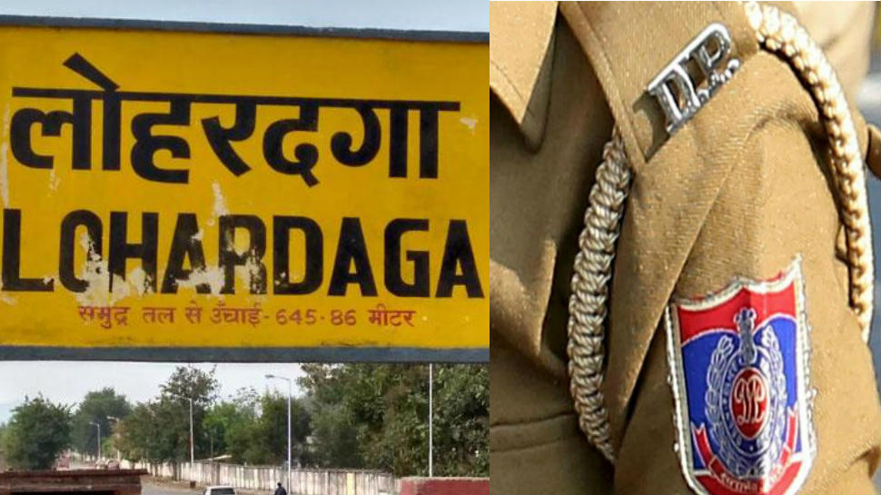 लोहरदगा पुलिस ने कायम की मिसाल, कुछ इस तरह 24 घंटे रख रही शहर पर नजर