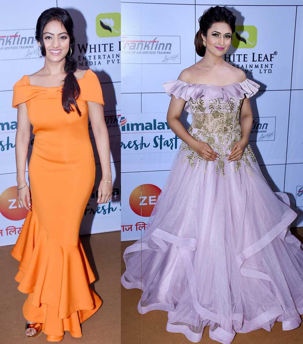 Gold Awards 2018: Jennifer Winget, Karan Patel, Karishma Tanna on red carpet
